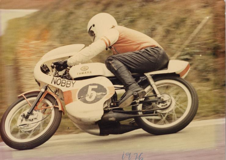 Nobby Yam TA125 1976