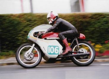 MGP92 Classic Lightweight Honda 106