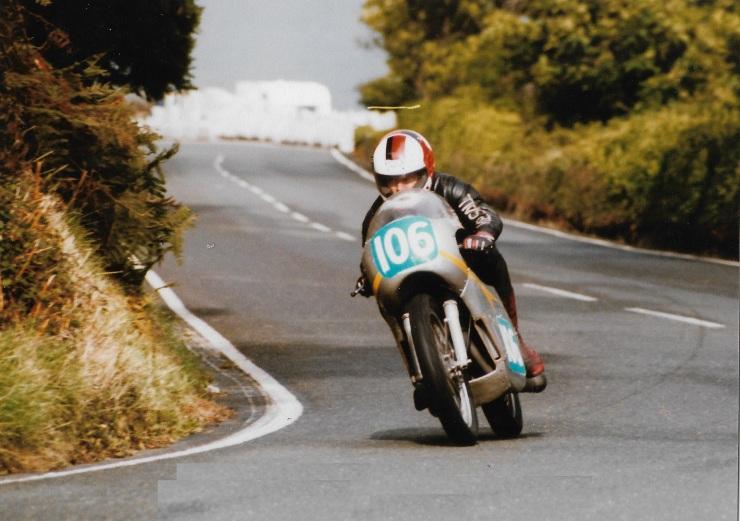 MGP92 Classic Lightweight HondaC
