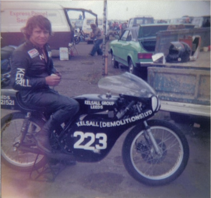 Nobby Carnaby RS125