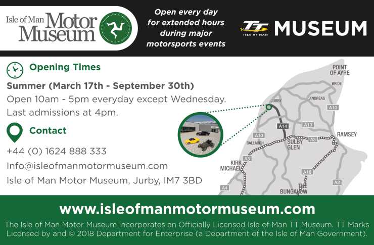 IOM Museum Map